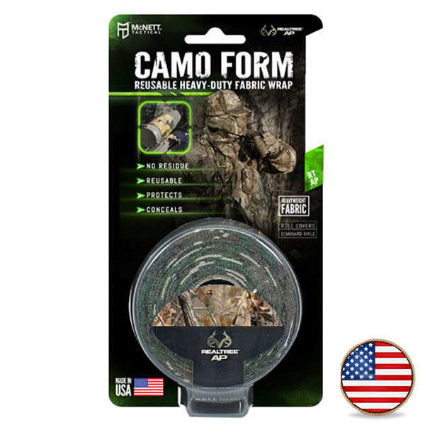 CAMO FORM Realtree AP