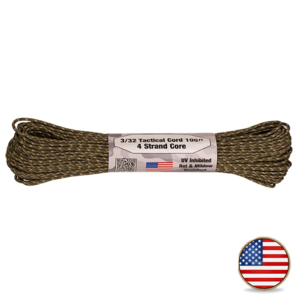Atwood Paracord 275lb Multi-Cam