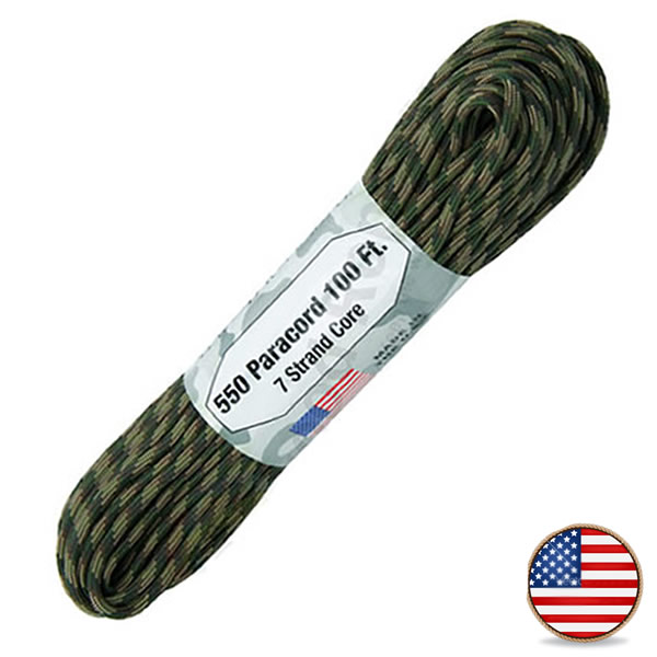 Atwood Paracord 550lb Recon