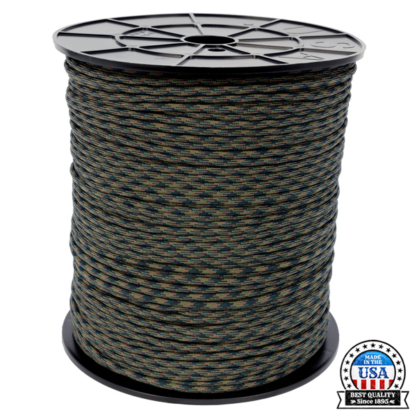 Atwood Paracord 550lb (300m) Woodland