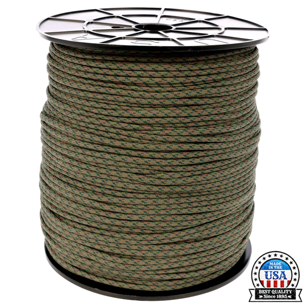 Atwood Paracord 550lb (300m) Wetland