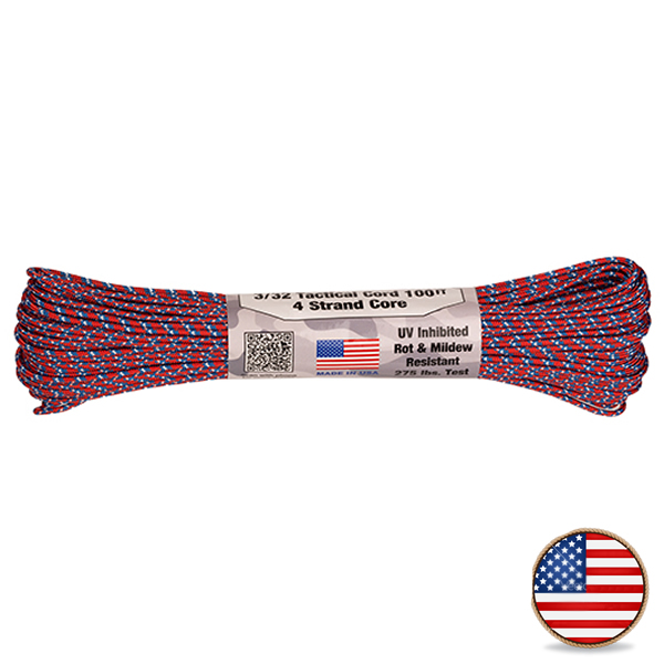 Atwood Paracord 275lb Confederate