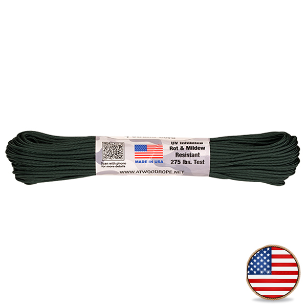 Atwood Paracord 275lb Hunter