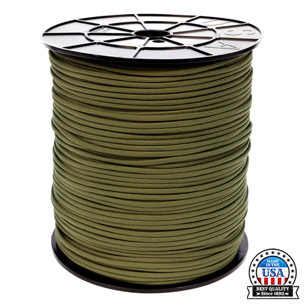 Atwood Paracord 550lb (300m) Olive Drab