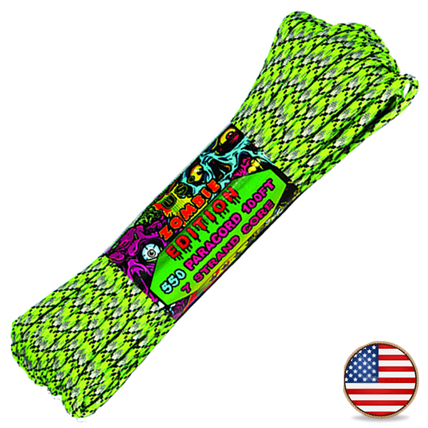 Atwood Paracord 550lb Biosludge