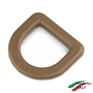 2M D-Ring SA 20mm Coyote Brown