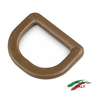 2M D-Ring SA 25mm Coyote Brown