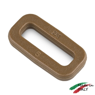 2M Square-Ring OS 20mm Coyote Brown