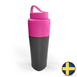 Light My Fire Pack up Bottle Fuchsia