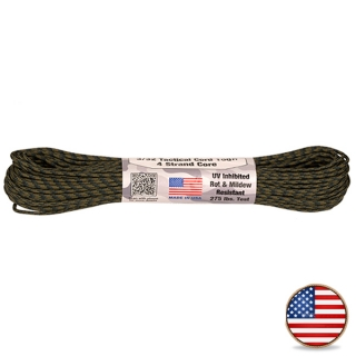 Atwood Paracord 275lb Woodland Camo