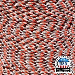 Atwood Paracord 550lb 1m Red Camo