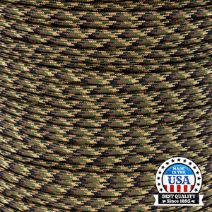 Atwood Paracord 550lb 1m Groud War