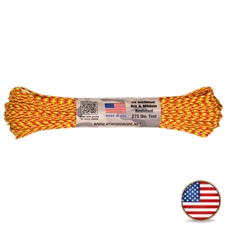 Atwood Paracord 275lb Starburst