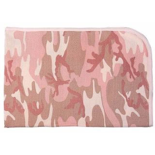 Deka Rothco Infant Receiving Pink Camo