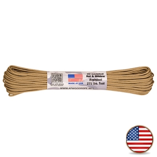 Atwood Paracord 275lb Tan