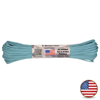Atwood Paracord 275lb Carolina Blue