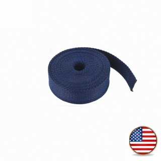 "Popruh Polypropylen Webbing 38mm (1-1/2"") Navy Blue"