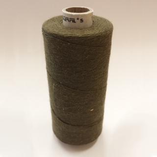 100% Polyester 120Nm Olive Drab
