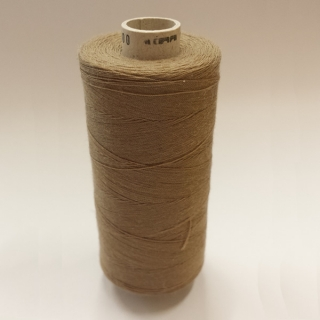 100% Polyester 120Nm Coyote Brown