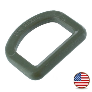 ITW Nexus D Ring 25mm Olive Drab