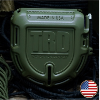 Atwood Rope Tactical Rope Dispenser Olive Drab