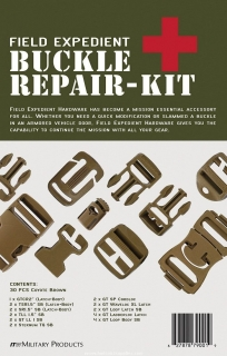 ITW Nexus Repair Kit Coyote Brown (30ks)