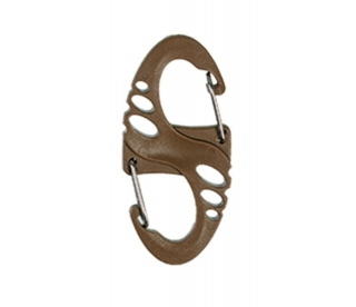 Mil-tec TACTICAL S-HOOK Coyote Brown